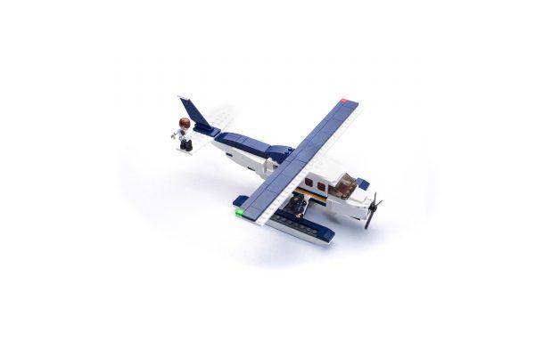 Harbour Air Building Block Floatplane